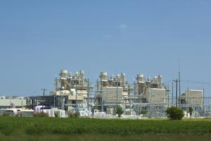 Gas-fired power plant consulting